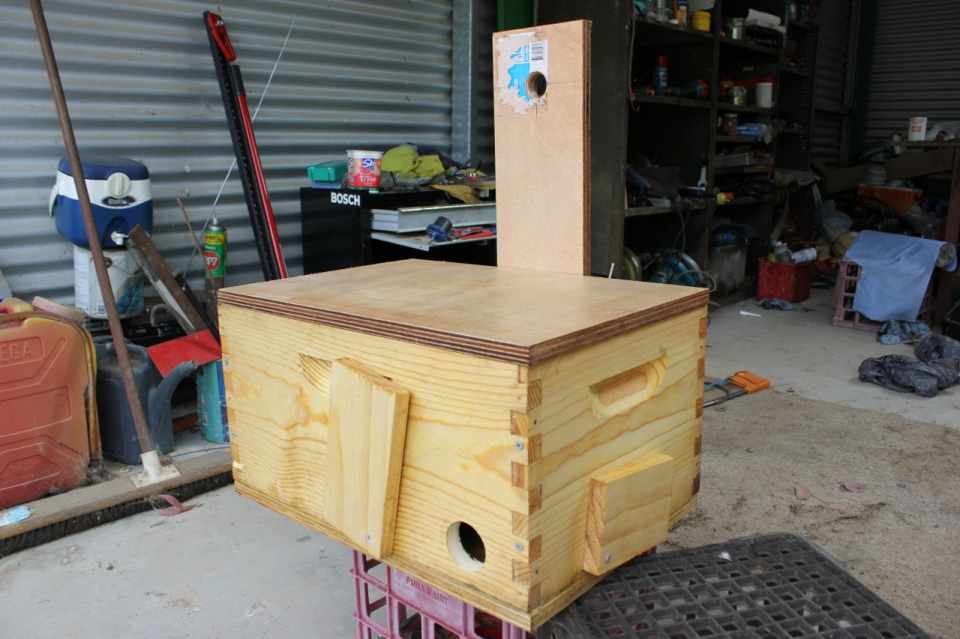 Bait hive 2
